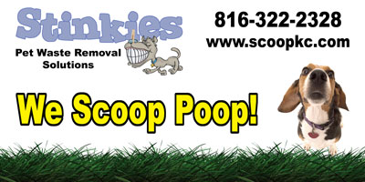 Stinkies Pet Waste Removal